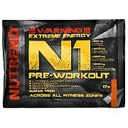 Nutrend N1 Pre-Workout 10x17g 2/2