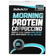 BioTech USA Morning Protein Cappuccino 10 x 30g 2/2
