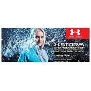 Under Armour Bluza Damska Storm Rival Cotton Full-Zip Hoody niebieski 5/5