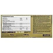 Olimp Gold Omega 3 D3+K2 Sport Edition 60kaps. 3/3