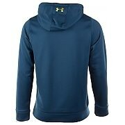 Under Armour Bluza Męska Storm Armour Fleece Big Logo Hoody 1259632-437 niebieski 2/4
