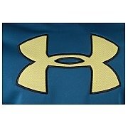 Under Armour Bluza Męska Storm Armour Fleece Big Logo Hoody 1259632-437 niebieski 4/4