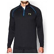 Under Armour Bluza Męska Tech™ ¼ Zip T 1242220-010 czarny 2/5