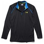 Under Armour Bluza Męska Tech™ ¼ Zip T 1242220-010 czarny 3/5