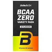 BioTech USA BCAA Flash Zero Variety Pack 20sasz. 2/4