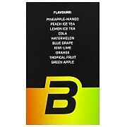 BioTech USA BCAA Flash Zero Variety Pack 20sasz. 3/4
