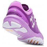 Under Armour Buty Damskie Charged Stunner Training 1266379-531 fioletowy 2/7