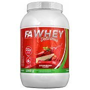 Fitness Authority Whey Delicious 1000g 2/3