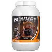 Fitness Authority Whey Delicious 1000g 3/3