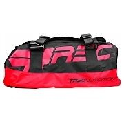 Trec Nutrition Training Bag 004 92L - Czerwono-czarna  2/3