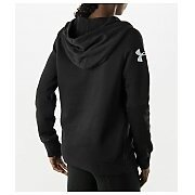 Under Armour Bluza Damska UA Favorite Fleece Wordmark Hoody 1264719-001 czarny 4/6