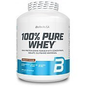 BioTech USA 100% Pure Whey + Shaker 2270g+1000g+600ml 2/4