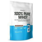 BioTech USA 100% Pure Whey + Shaker 2270g+1000g+600ml 3/4