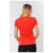 Trec Wear T-shirt CoolTrec 015 Orange 3/6
