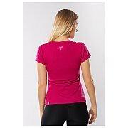 Trec Wear T-shirt CoolTrec 017 Purple 4/5