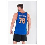 Trec Wear Koszulka Jersey 010 Royal Blue 3/4