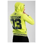 Trec Wear Bluza Hoodie TTA 029 Green 2/4