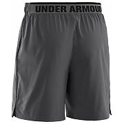 "Under Armour Men's HeatGear Mirage Short 8"" szary 2/5"