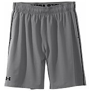 "Under Armour Men's HeatGear Mirage Short 8"" szary 3/5"