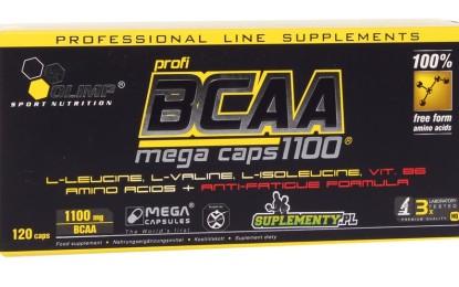 BCAA zmniejsza bóle mięśniowe i przyśpiesza regenerację