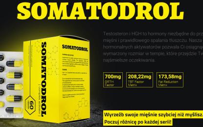 Wszystko o Somatodrolu – skład, cena, dawkowanie, opinie