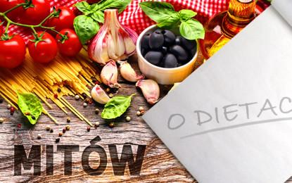 Obalamy 5 kontrowersyjnych mitów dotyczących diety
