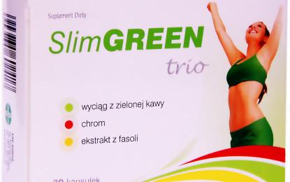 Slim Green Trio – skład, opis, dawkowanie