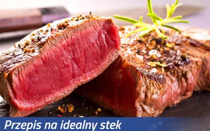Przepis na idealny stek